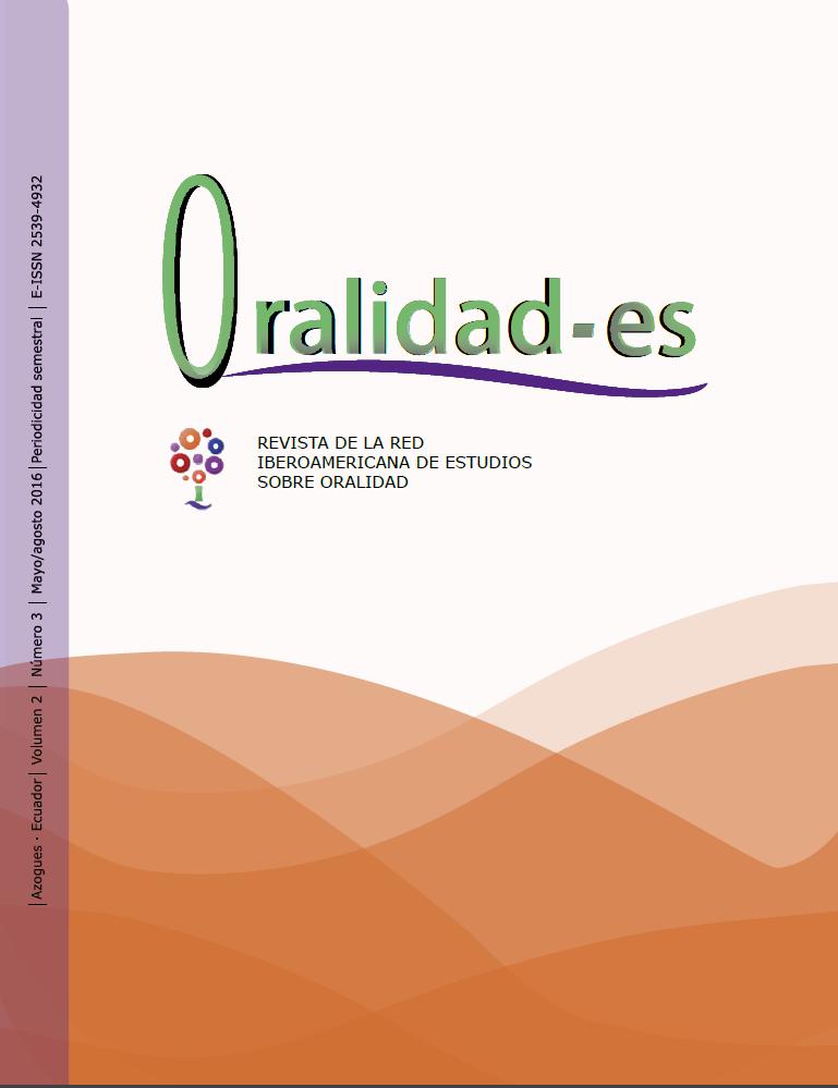Revista Oralidad-es 2 (3)